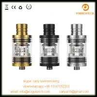 Top selling products for 2016 e cigarette atomizer fishbone plus RDA tank