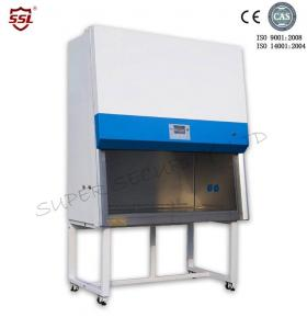 China Microflow Class 2 Biological Safety Cabinet With Foot Switch , 800 Lux Lighting 1500iia on sale