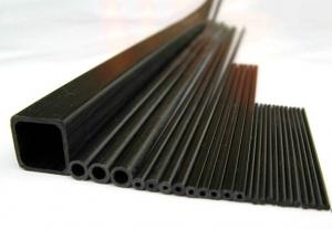 China RC Hobby Application Pultrusion Square Carbon Fiber Tube on sale