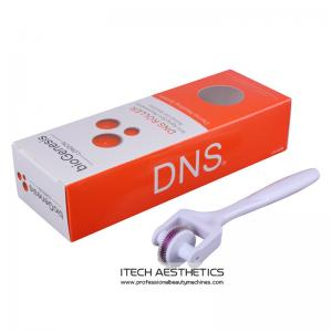 China Dns 	Microneedle Derma Roller 180 Needles For Skin Rejuvenation Anti Wrinkle on sale