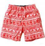 China Men quick-drying printing beach pants Loose shorts Summer slacks wholesale