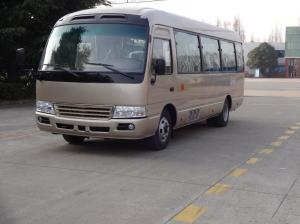 China Small Commercial Vehicles Tourist Mini Bus Single Clutch With Sunshine Blind on sale
