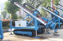 China Anchor Drilling Depth 170m Construction Drill Rigs on sale