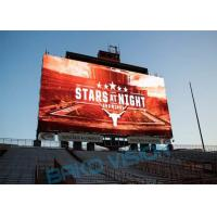 SMD3535 Billboard LED Display Advertising Screen 6500 Nits With Time Management