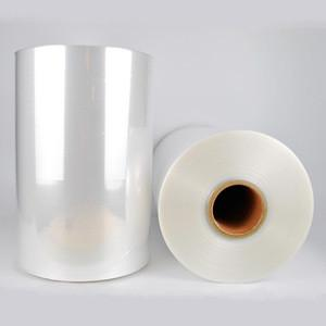 China Clear Polylactic Acid  Pla Biodegradable Film For Bread Bag & Wrap Around Label on sale