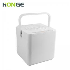 China Exquisite Design Warm Mist Humidifier Nearly Silent Anti - Corrosion Material on sale