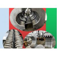 China High-Speed 200-800mm PVC PE Double Wall Corrugated Pipe Extrusion Machine on sale