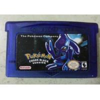 Pokemon Chaos Black GBA Game Game Boy Advance Game Free Shipping