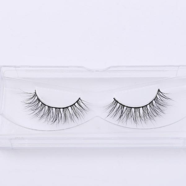 7ee891100f2 Eyelashes 3D Mink Lashes Hand Made Full Strip Lashes Natural Long False  Images