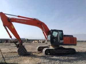 China ZX200-6. HITACHI used excavator for sale excavators digger on sale