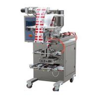 China 380V / 50Hz Automated Packaging Machine Stainless Steel 3 Or 4 Sides Seal on sale