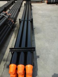 China 114mm Diameter Down Hole Drill Pipe For Blast Hole Water Well Drilling Project on sale