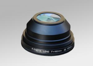 China Fiber Laser Focusing Lens , Professional F Theta Scan Lens For Metal Marking on sale