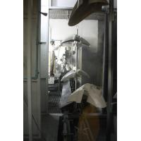 High Efficiency Motorbike / Motorcycle Assembly Line Production System Spray Paint Booth