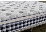 Euro Pocket Sprung Mattress For Hotel Home Knitted Fabric OEM Service