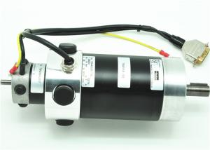 China Parker Wired Dc Servo Motor Brushless Cable Motor Used For Apparel Machine on sale