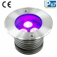 9W tricolor LED inground light,RGB LED underground lights (JP82536)