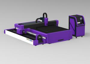 China High Precision Laser Engraving Cutting Machine For Thickness 5mm Plate and Tube on sale