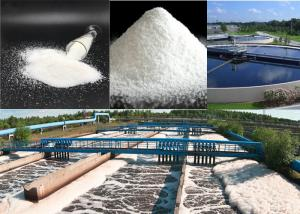 China ISO Approval Anionic Polyacrylamide Flocculant For Wastewater Treatment on sale
