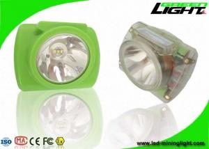 China OLED Screen Cordless Mining Lights 13000lux Strong Brightness Lightweight 1.78W on sale