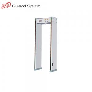 China Standard Archway Door Frame Walk Through Metal Detector With CCTV Camera on sale