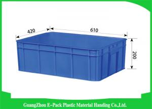 Euro Industrial Storage Bins Large Plastic Containers Cold Chain
