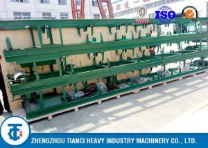 China 5-7t/h Fertilizer Powder Belt Conveyor Heat Resistant with Carbon Steel on sale