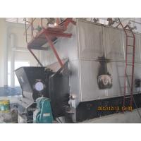 China Remplacement à gaz isolé par courant ascendant de chaudière à vapeur d'huile d'ASME, 8 tonnes on sale