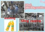 6.68kw Juice processing equipment concentrate production line with 500ml plastic bottle