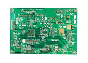 China Customized 2 - 28 Layers High Frequency Multilayer PCB Circuit Board with FR4 / ROGERS / ISOLA on sale