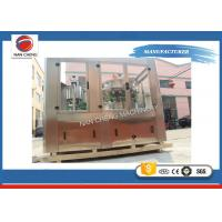 China Beer / Juice Pet Can Filling Machine Carbonated Drink Filling Machine 10000cph on sale