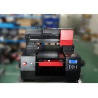 China Digital UV Flatbed Printing Machine / A2 Uv Flatbed Printer 300×600 Mm on sale
