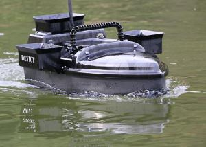 China RC Model DESS autopilot remote control fishing bait boat , DEVICT bait boat on sale