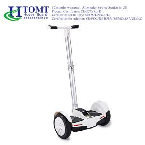 China Self Smart Balance Electric Scooter Two Wheel Self Balancing Board With LED Light on sale