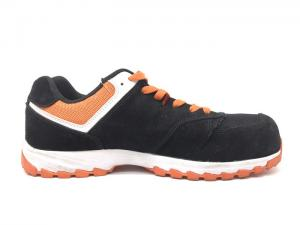 China Dual Density Outsole Rubber Safety Shoes Compression Molded EVA Midsole on sale