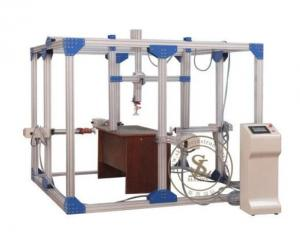 China 5 Air Cylinders PLC Control Toys Testing Equipment, Table Furniture Testing Machine on sale