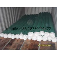 China PVC Diamond Chain Link Fence , Privacy Weave Chain Link Fabric Fence on sale