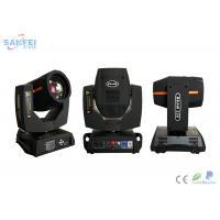 Automatic Control 230watt Moving Head Lighting , 17 Gobos 16ch Led Party Lights