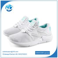new design shoes comfortable soft breathable women running sports flying shoes
