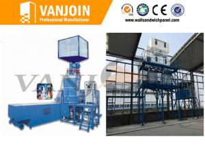China Nometal EPS Wall Panel Forming Machine for Fire Retardant Sandwich Panel on sale