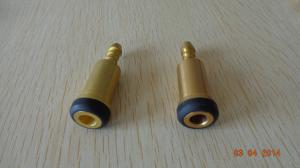 China Customized flexible hose with brass fittings, made in China professional manufacturer on sale