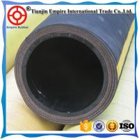 China High quality High pressure hear resistant steam rubber fiber braided pipe hose for steam deliver on sale
