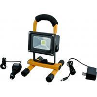 Portable rechargeable solar flood lights led