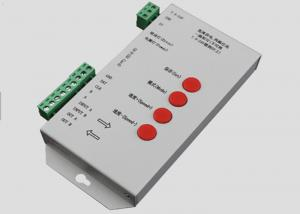 China T1000s Sd Card LED Pixel Light Controller Dmx512 Ws2811 Ucs1903 FAT Format on sale