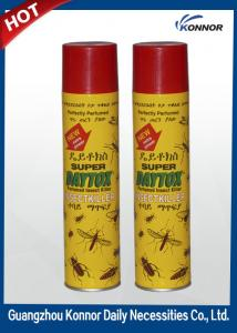 China Africa Micro - Poisonous Home Defence Bug Spray 600ML Insect Repellent  Jasmine Perfume supplier
