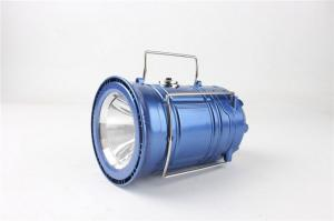 China High Brightness Solar LED Lantern Portable Outdoor Dynamo Hand Crank Light Hiking Camping 15 LEDs on sale