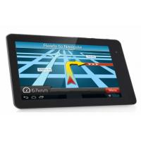 Android 4.2 ICS Dual Core Tablet , Black WiFi pc tablet 7 inch