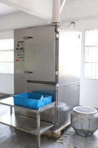 China Freeze Trim Cryogenic Deflashing Machine on sale