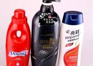 Quality Etiquetas imprimíveis do produto da cor completa para garrafas com colagem forte, Eco amigável for sale