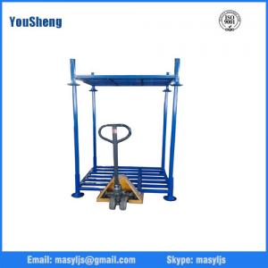 China Stroage Warehouse Metal Medium Duty Weight Goods Stacking Racks & Shelves on sale